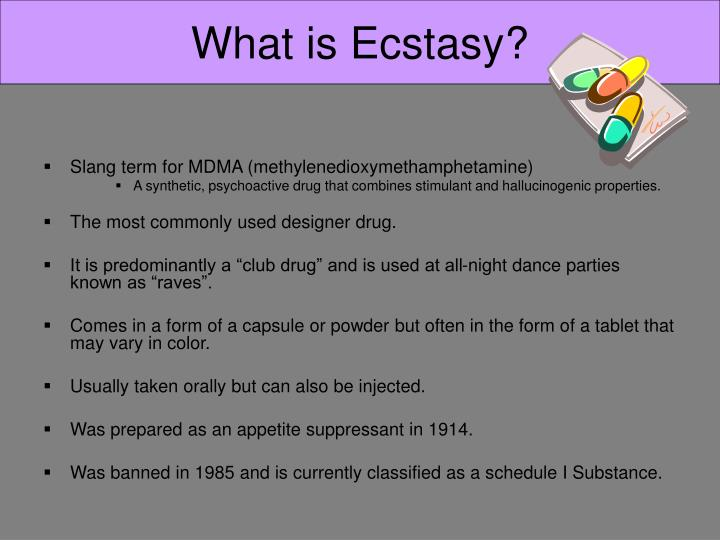 e is for ecstasy essay E is for ecstasy by nicholas saunders appendix 4: bibliography an annotated bibliography on mdma generously contributed by alexander shulgin legal history.