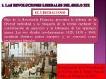 1 las revoluciones liberales del siglo xix