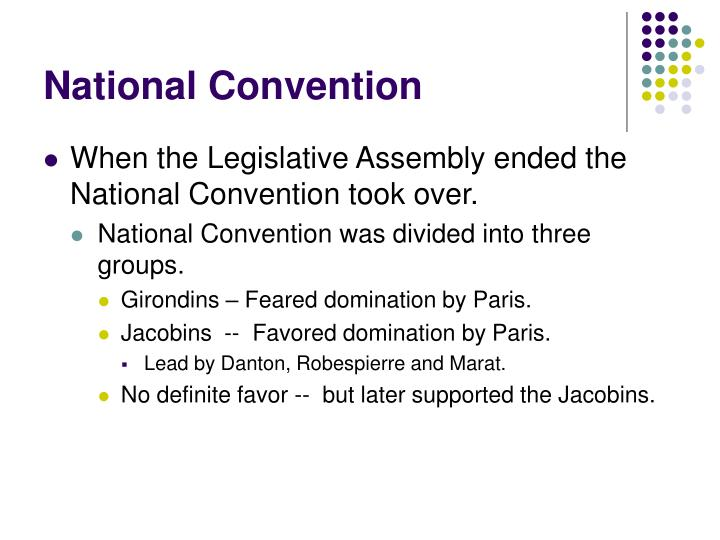 National Convention