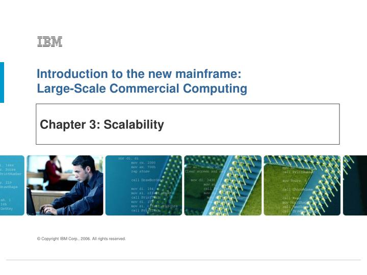 chapter 3 scalability