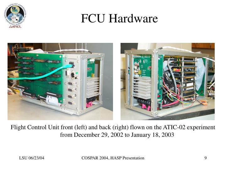 FCU Hardware
