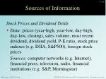 sources of information1