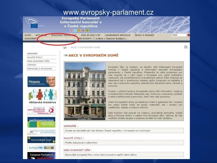 www.evropsky-parlament.cz