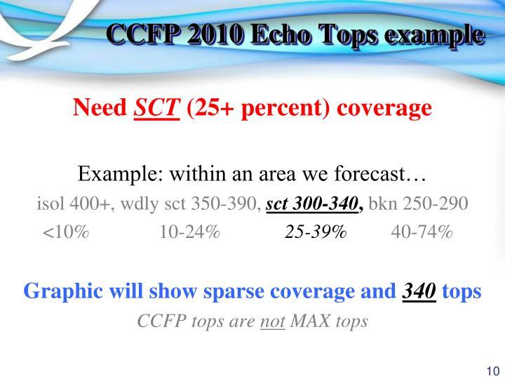 CCFP 2010 Echo Tops example