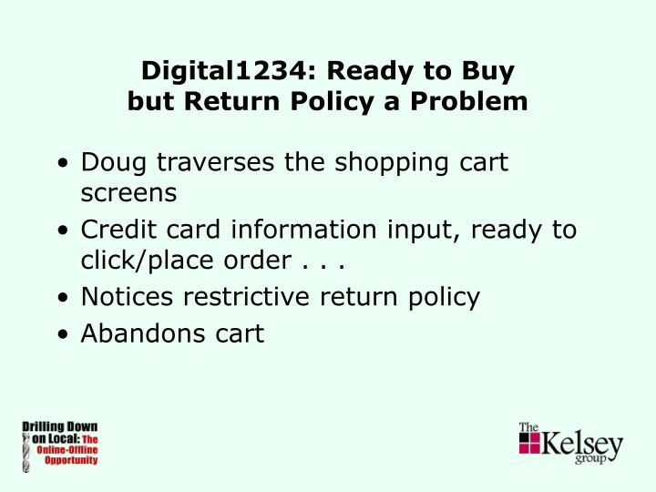 Digital1234: Ready to Buy