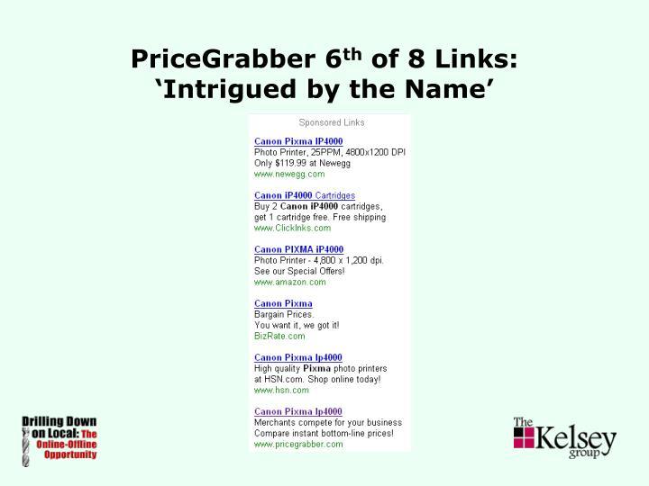 PriceGrabber 6