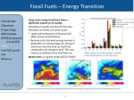 fossil fuels energy transition