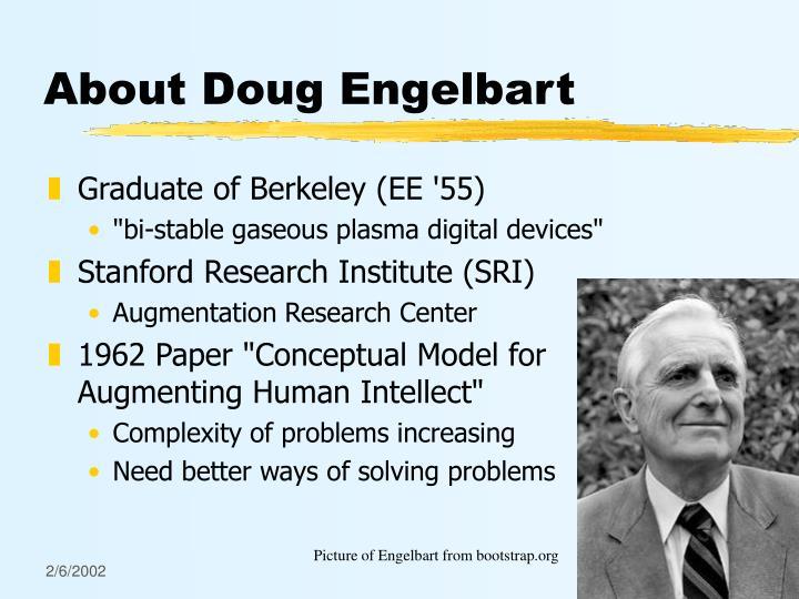 About Doug Engelbart