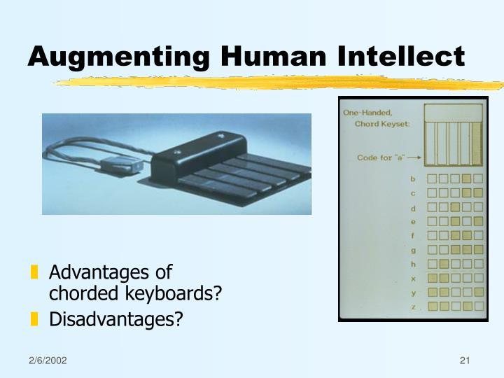 Augmenting Human Intellect