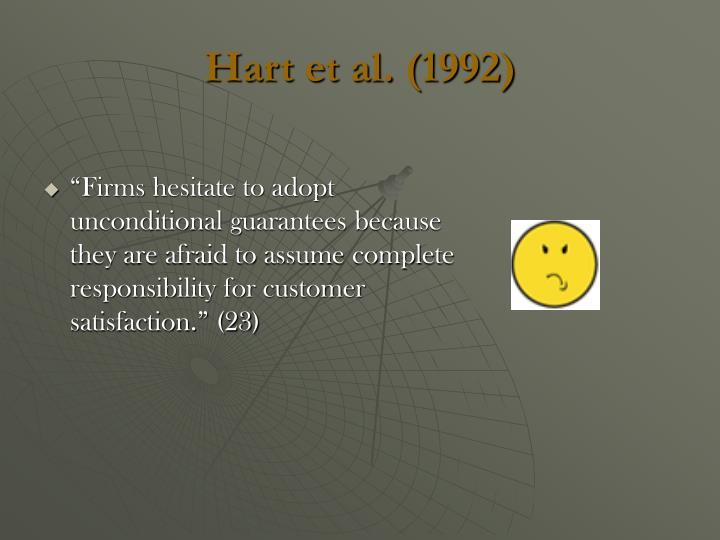 Hart et al. (1992)