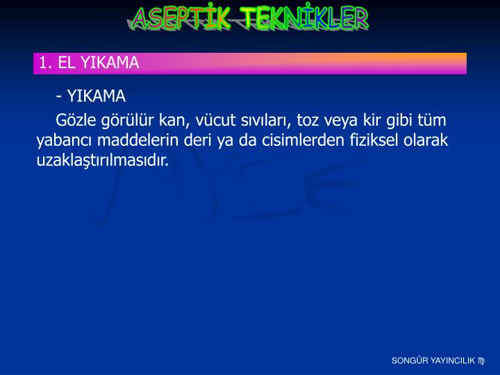 1. EL YIKAMA