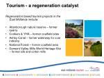 tourism a regeneration catalyst1