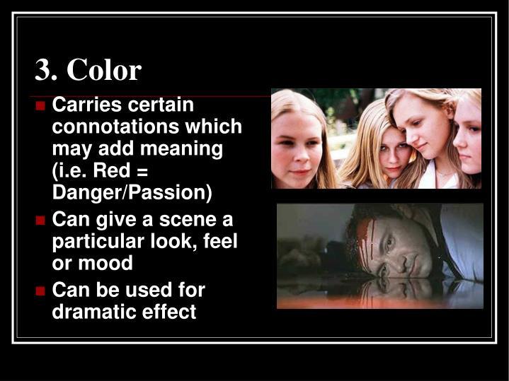 3. Color