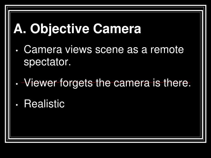 A. Objective Camera