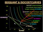 isoquant isocostcurves