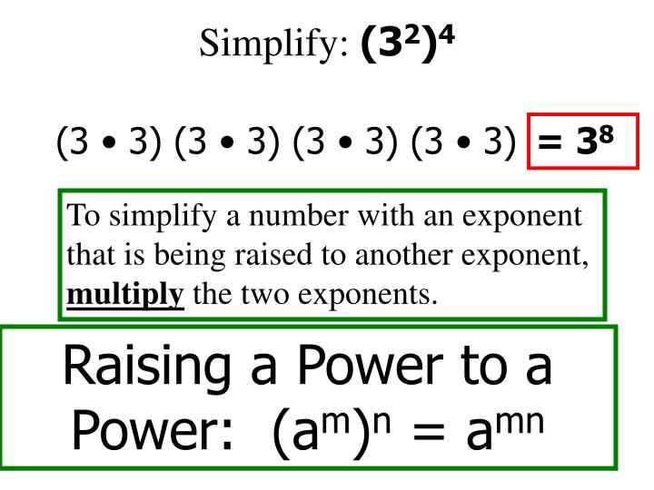 Simplify 3 2 4