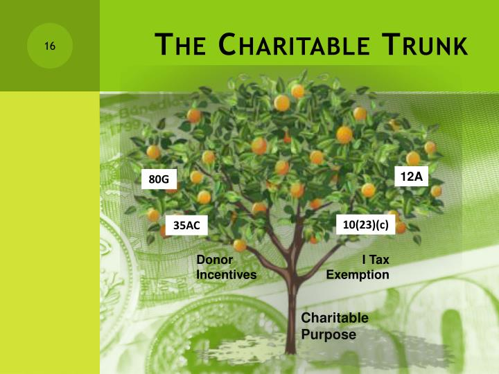 The Charitable Trunk