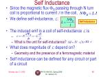 self inductance1