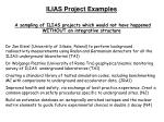 ilias project examples