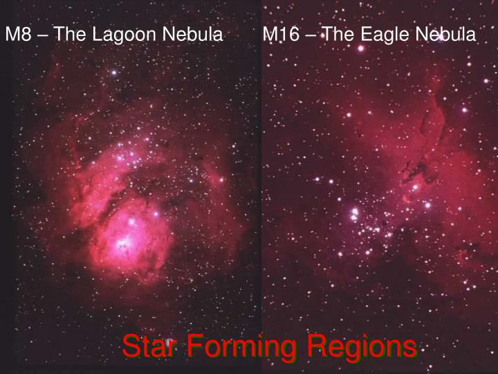 M8 – The Lagoon Nebula