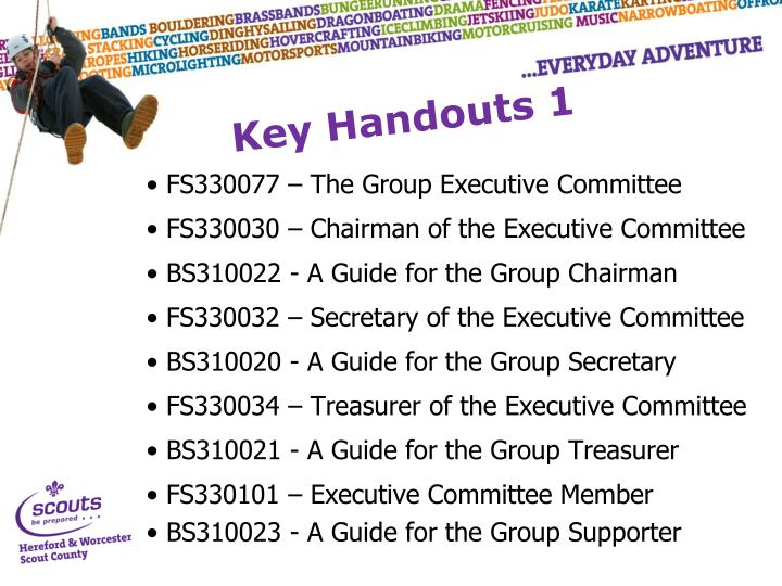 FS330077 – The Group Executive Committee
