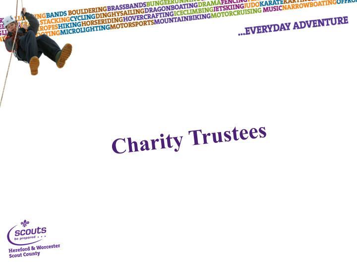 Charity Trustees