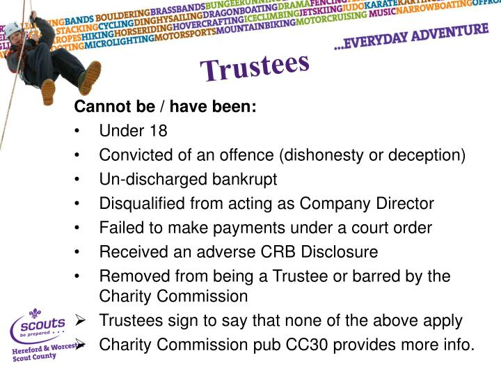 Trustees
