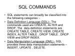sql commands1