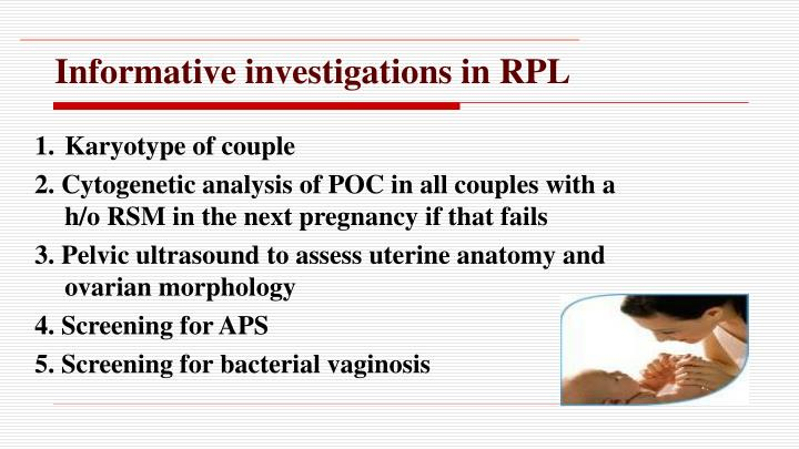 Informative investigations in RPL