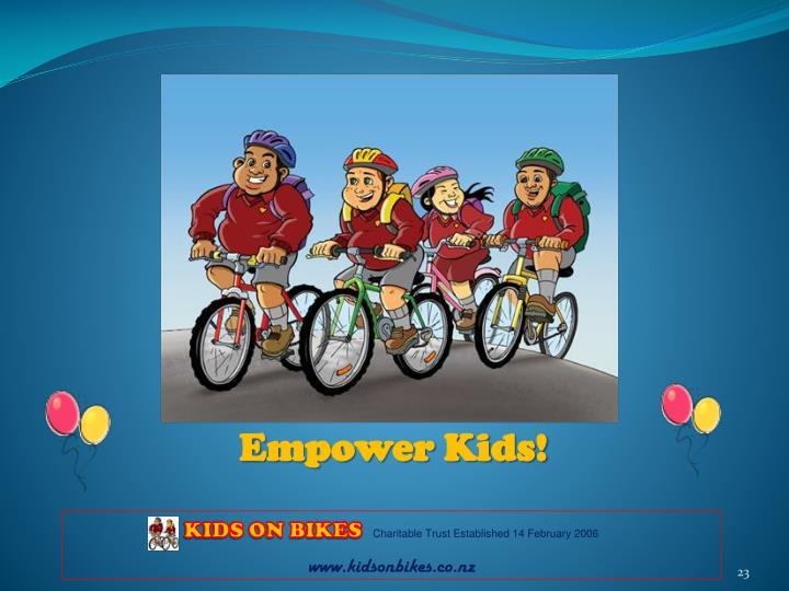 Empower Kids!