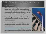 csa clery act required reporting continued