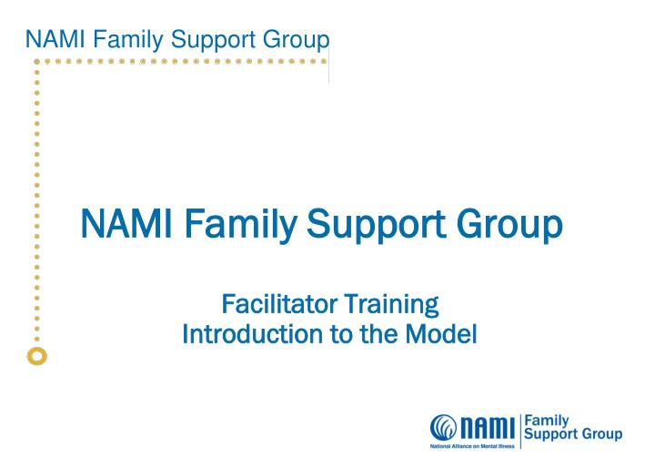nami family support group n.