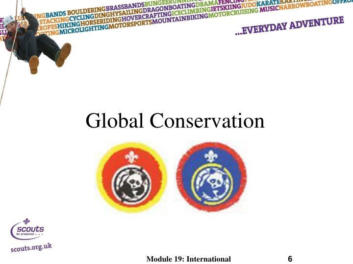 Global Conservation