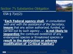 section 7 s substantive obligation1