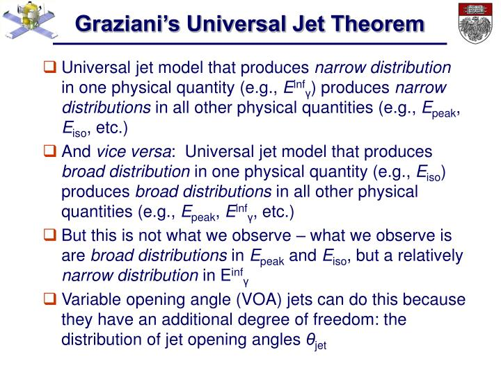 Graziani's Universal Jet Theorem
