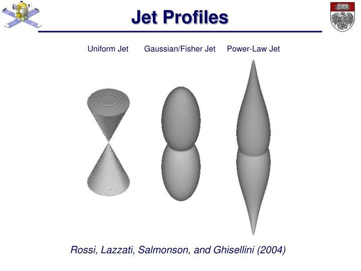 Jet Profiles