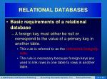 relational databases3