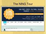 the ning tour