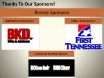 thanks to our sponsors2