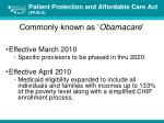 patient protection and affordable care act ppaca