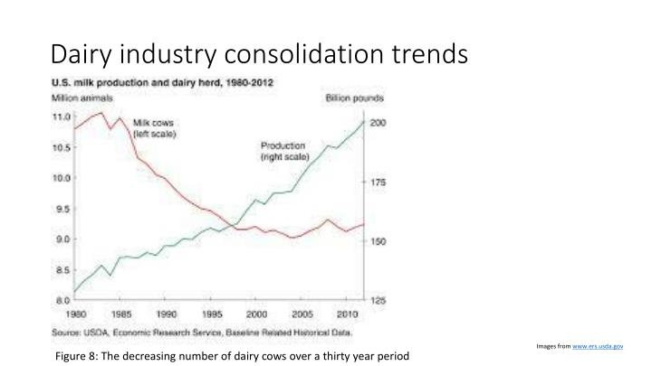 Dairy industry consolidation