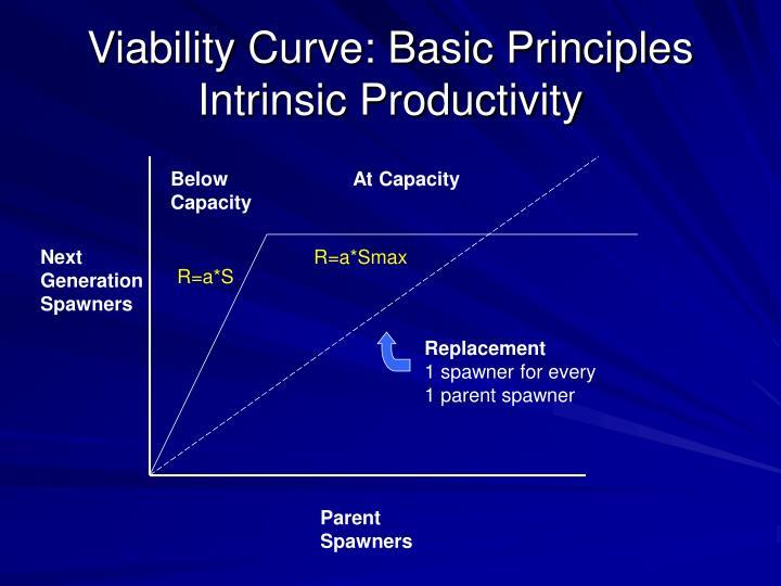 Viability Curve: Basic Principles