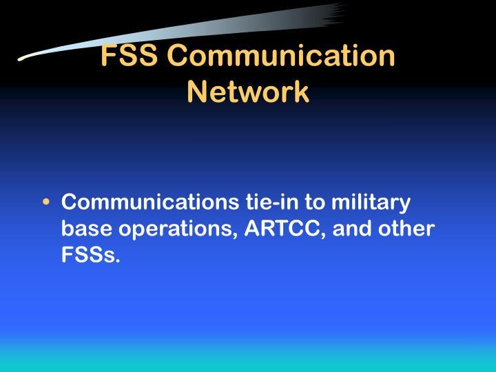 FSS Communication Network