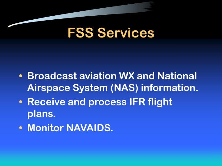 FSS Services