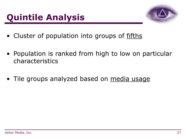 Quintile Analysis