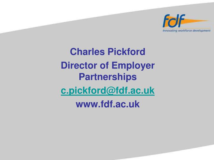 Charles Pickford