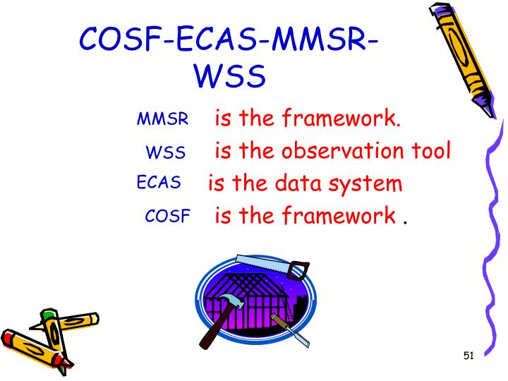 COSF-ECAS-MMSR-WSS
