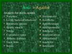 anti against1