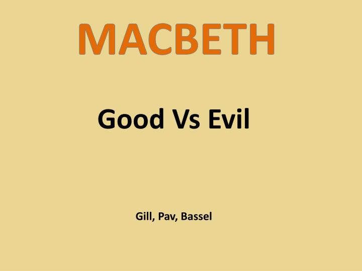 good vs evil 6 essay Good vs evil – evil vs good there is neither a definite good nor evil, but only the grey area in-between the japanese proverb of yin and yang states that in all good there is some evil and in all evil there is dome good thus without good there can be no evil and without evil there can be no good.