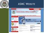 asmc website
